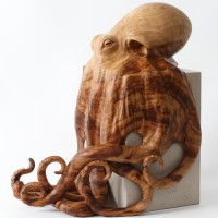 Octopus Sculpture 2