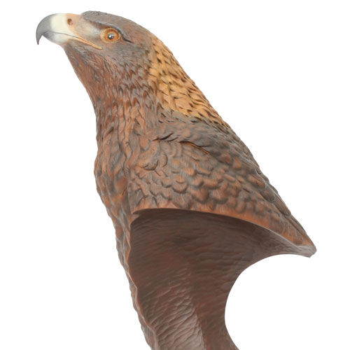 Golden Eagle Sculpture