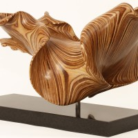 Spanish Dancer In Plywood