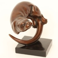 Bronze Otter Sw