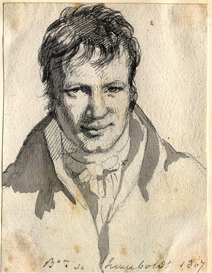 Alexander Von Humbold