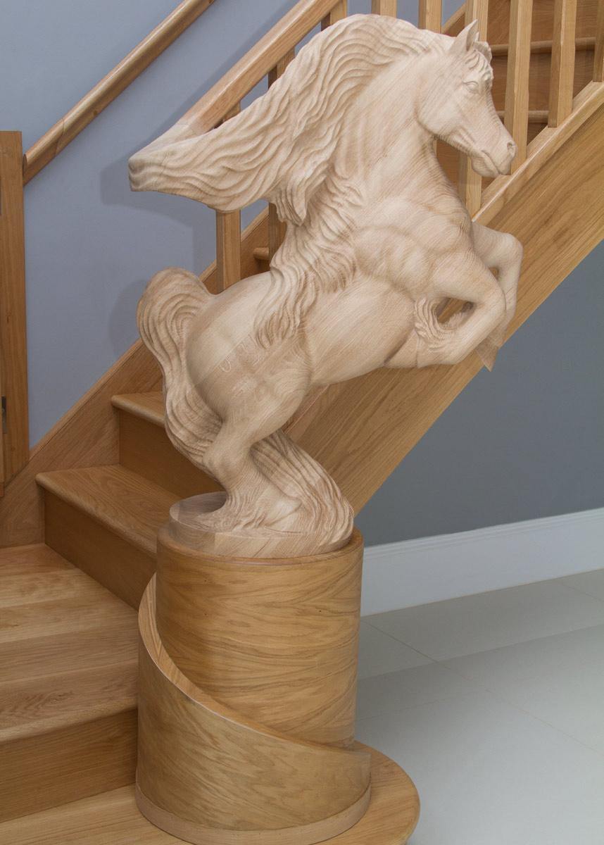 Horse Handrail